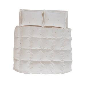 Підковдра з наволочками Penelope - Seaplus beyaz білий 200*220+50*70(2)