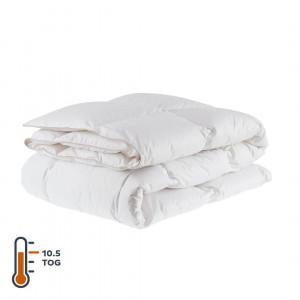 Одеяло Penelope - Dove 10,5 tog пуховое 195*215 евро